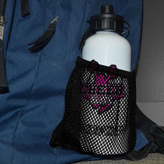 Cheerleading 20 oz. Stainless Steel Water Bottle - Custom Logo