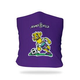 Seams Wild Soccer Multifunctional Headwear - Lionardo RokBAND