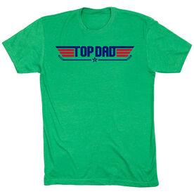 Hockey T-Shirt Short Sleeve - Top Dad Hockey