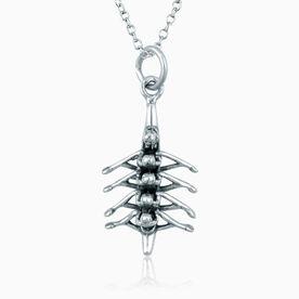 Sterling Silver Regatta Necklace