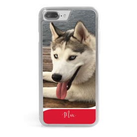 Personalized iPhone® Case - Your Dog Photo