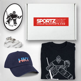 Hockey SportzBox Gift Set - Goalie