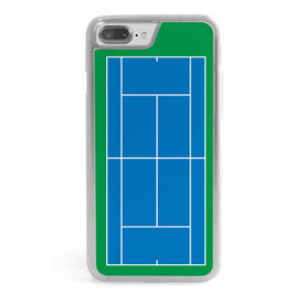 Tennis iPhone® Case - Court