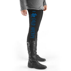 Field Hockey High Print Leggings I Shamrock Field Hockey