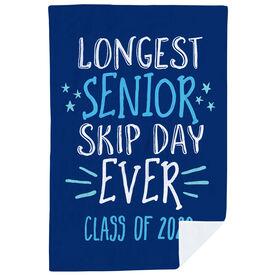 Premium Blanket - Longest Senior Skip Day Ever Class Of 2020