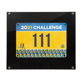 BibDISPLAY - Runners Race Bib Frame
