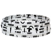 Gymnastics Multifunctional Headwear - Men's Events RokBAND