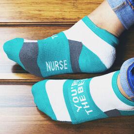 Socrates® Woven Performance Sock - Nurse