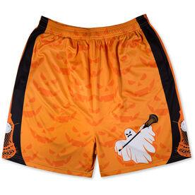 Halloween Lacrosse Shorts