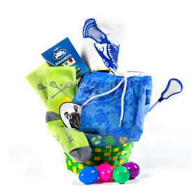 Laxtime Guys Lacrosse Easter Basket 2017 Edition