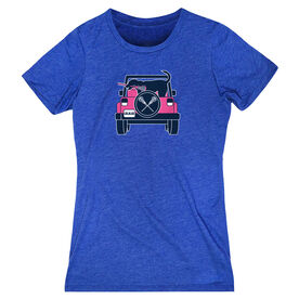 Girls Lacrosse Women's Everyday Tee - Lax Cruiser
