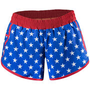 Patriotic Stars Running Outfit