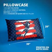 Guys Lacrosse Pillowcase - USA Laxer
