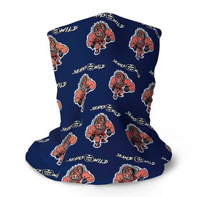 Seams Wild Wrestling Multifunctional Headwear - Rollez (Pattern) RokBAND