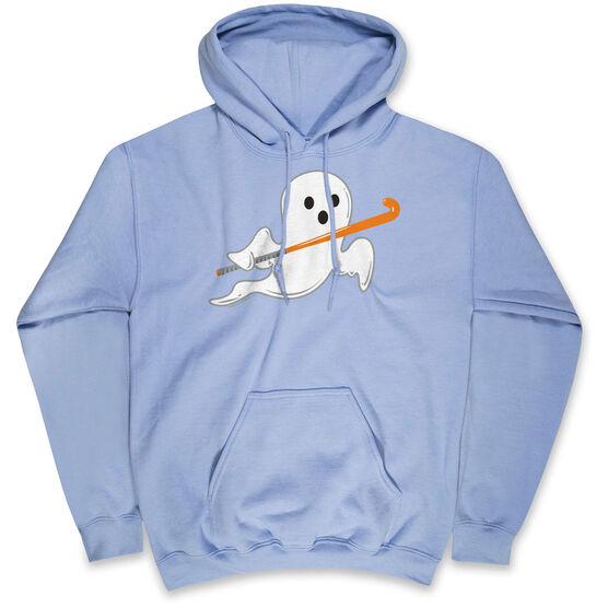 Field Hockey Hooded Sweatshirt - Field Hockey Ghost