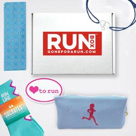 RUNBOX® Gift Set - Run Like a Girl