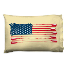 Crew Pillowcase - American Flag