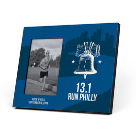 Running Photo Frame - 13.1 Philadelphia Liberty Bell