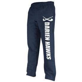 Field Hockey Fleece Sweatpants Field Hockey Team Name