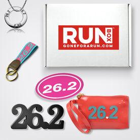 RUNBOX® Gift Set - Marathon Girl