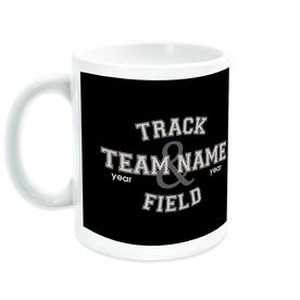 Track & Field Coffee Mug Team