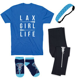 Post Lax Girls Lacrosse Outfit