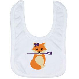 Crew Baby Bib - Crew Fox