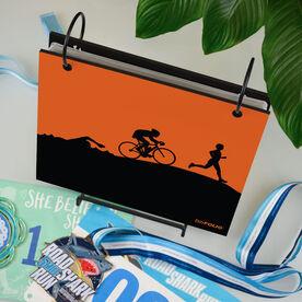BibFOLIO® Race Bib Album - Triathlon