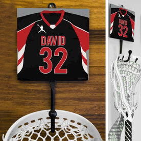 Guys Lacrosse Hook - Personalized Jersey (Front)