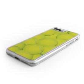 Tennis iPhone® Case - Tennis Ball Background