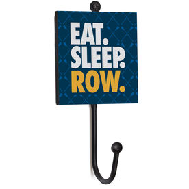 Crew Medal Hook - Eat. Sleep. Row.