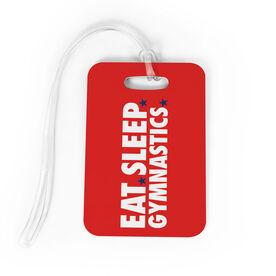 Gymnastics Bag/Luggage Tag - Eat Sleep Gymnastics