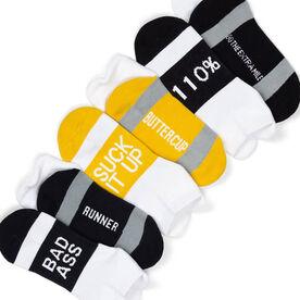 Socrates® Adrenaline Runner Sock Set