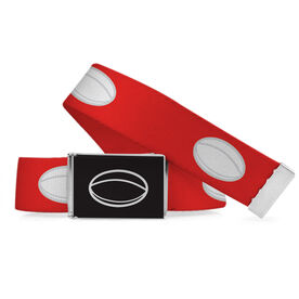 Rugby Lifestyle Belt Rugby Ball