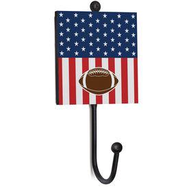 Football Medal Hook - USA Football