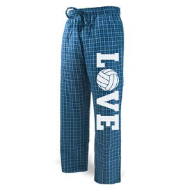 Volleyball Lounge Pants Love