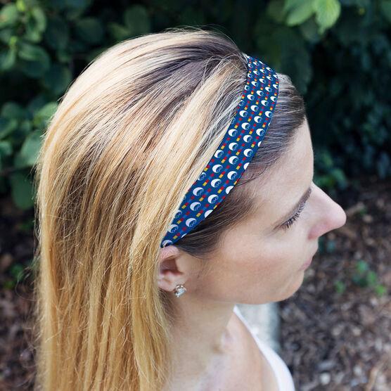 Swimming Juliband No-Slip Headband - Swim Pattern