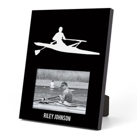 Crew Photo Frame - Male Rower