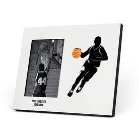 Basketball Photo Frame - Guy Player