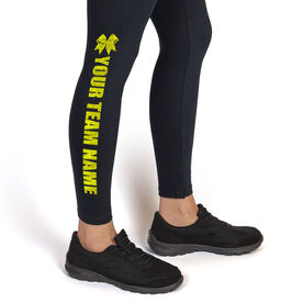 Cheer Leggings Team Name