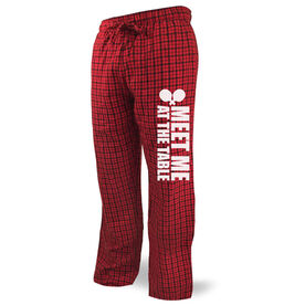 Ping Pong Lounge Pants Meet Me At The Table