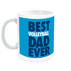 Volleyball Coffee Mug Best Dad Ever
