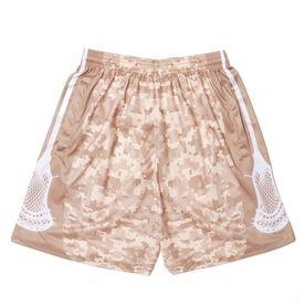 Desert Camo Lacrosse Shorts