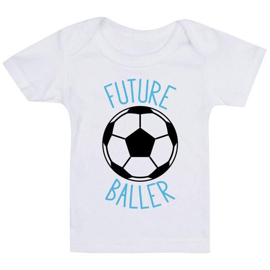 Soccer Baby T-Shirt - Future Baller