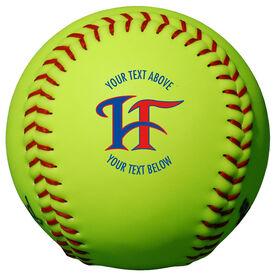 Softball - Hamilton Fairfield Logo