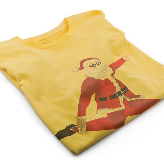 Vintage Soccer T-Shirt - Santa