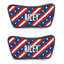Personalized Repwell® Sandal Straps - Patriotic
