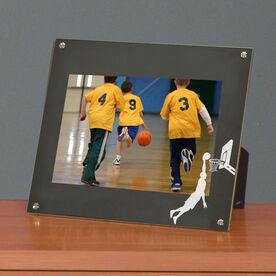 Basketball Photo Display Frame Basketball Player