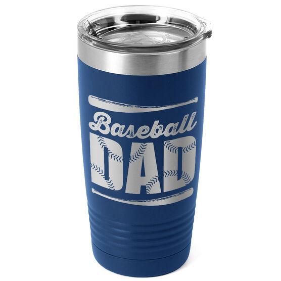 Baseball 20 oz. Double Insulated Tumbler - Dad