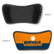Basketball Repwell® Sandal Straps - Team Name Colorblock